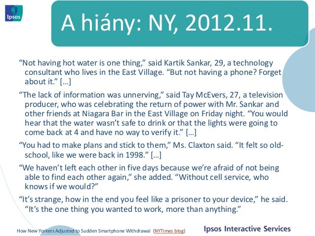 """A hiány: NY, 2012.11.""""Not having hot water is one thing,"""" said Kartik Sankar, 29, a technology  consultant who lives in th..."""