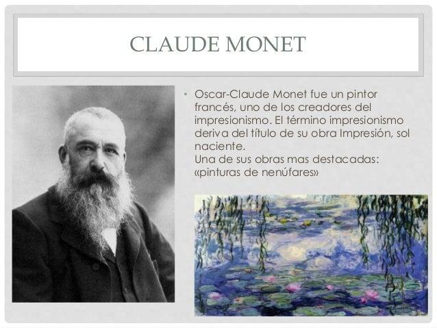 Pintores famosos - Nombres de cuadros famosos ...