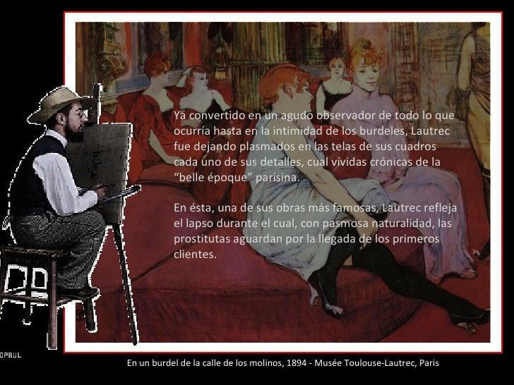 Famosos Con Prostitutas Prostitutas Toulouse Lautrec