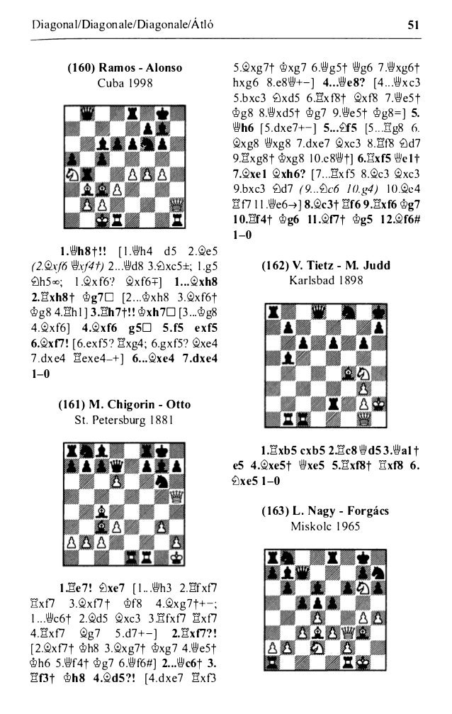 CHESS COMBINATIONS EBOOK