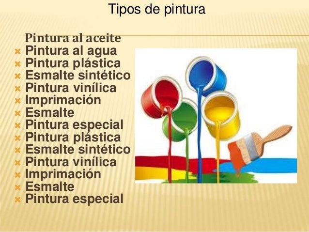 Pinturas - Pintura al aceite ...