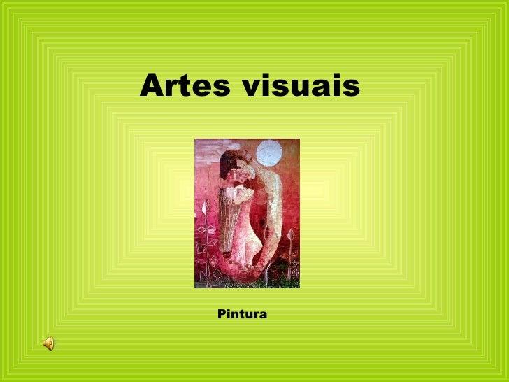 Artes visuais Pintura