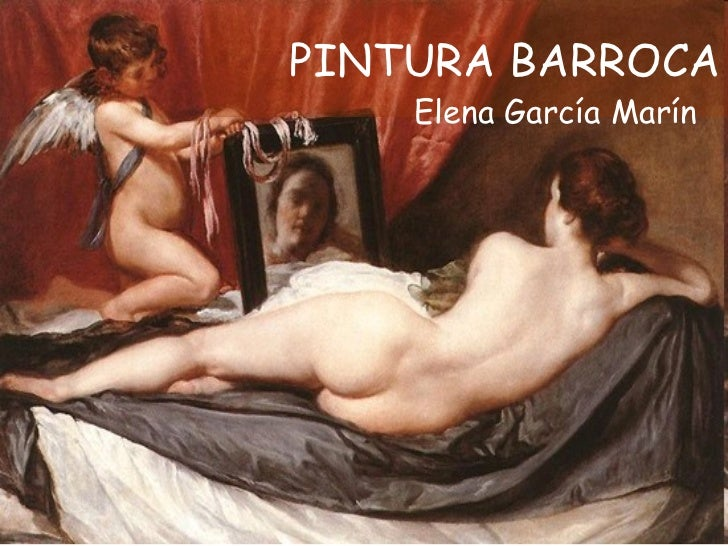Elena García Marín PINTURA BARROCA