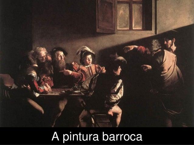A pintura barroca