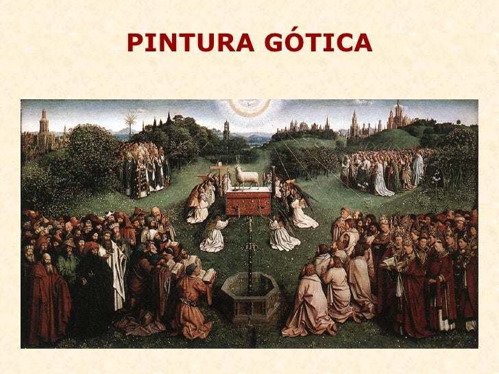 PINTURA GÓTICA