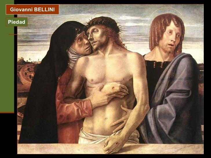 Giovanni BELLINI Piedad