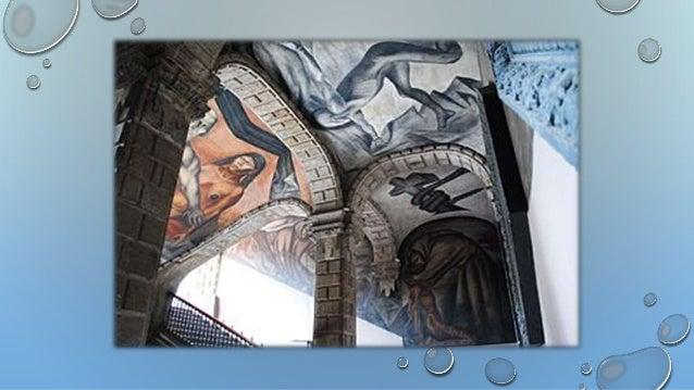 Muralismo mexicano los tres grandes for Mural mexicano