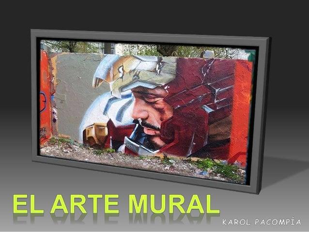 Pintura mural for Definicion de pintura mural