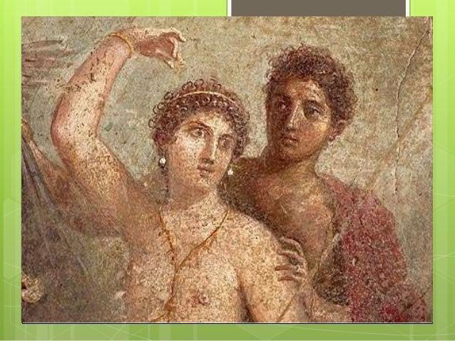 Resultado de imagen de pintura romana