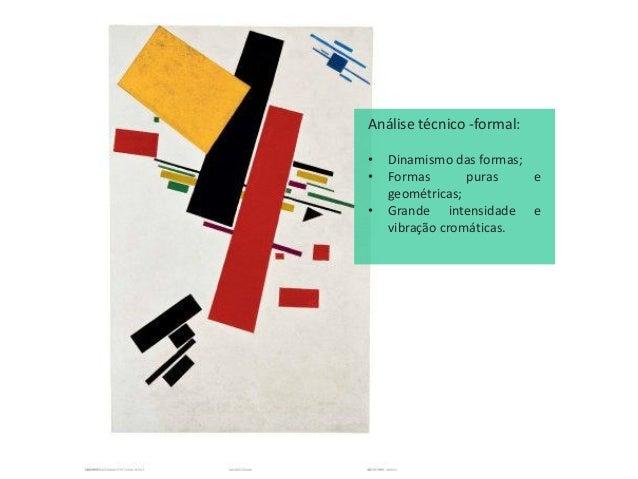 Oito Retângulos Vermelhos, Malevitch