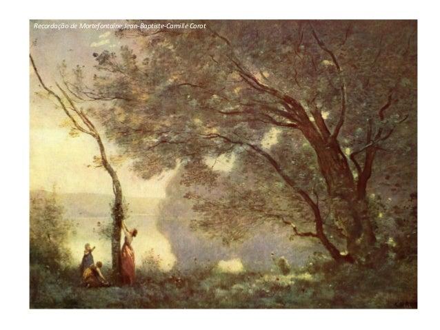 Recordação de Mortefontaine,Jean-Baptiste-Camille Corot