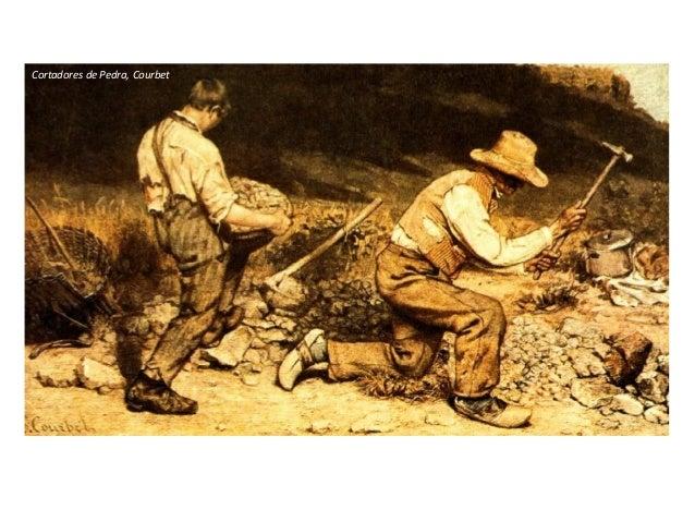 Cortadores de Pedra, Courbet
