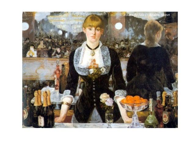 Il bar delle Folies – Bergère, Manet