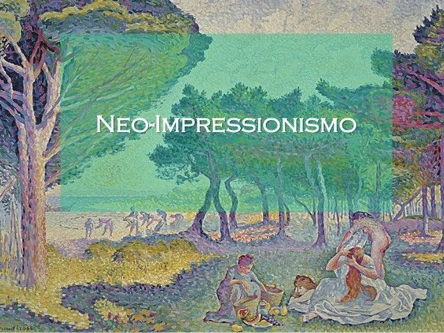 Introdução Esta tendência surgiu de fazer evoluir o impressionismo no sentido do rigor da aplicação das novas teorias cién...