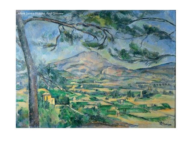 Estrada antes da Montanha, Paul Cezanne