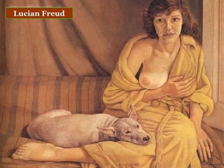 Resultado de imagem para freud pintor