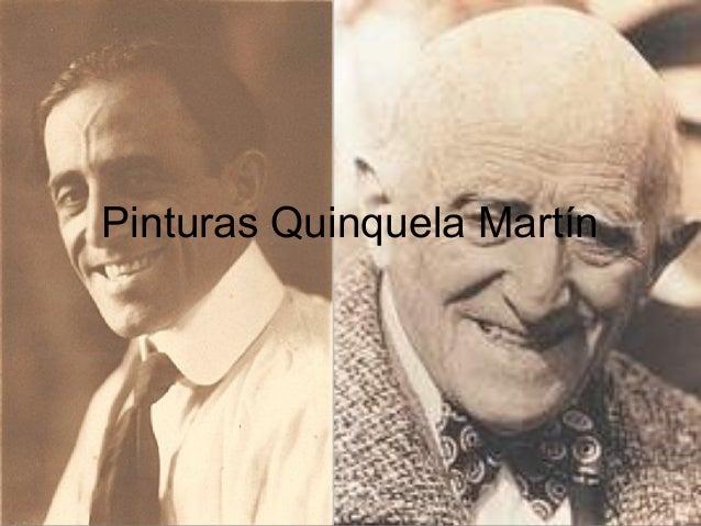 Pinturas Quinquela Martín