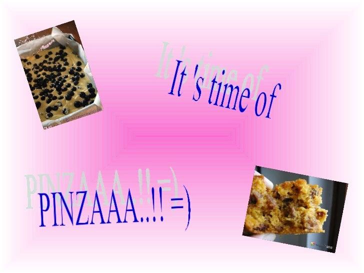 Pinza recipe