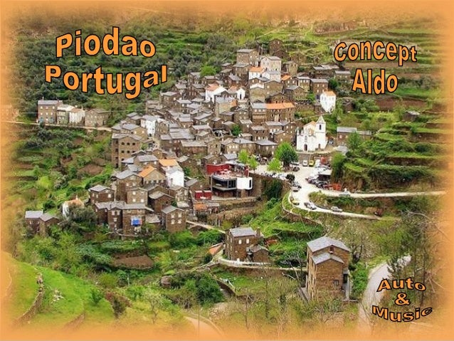 Piodao   un village du portugal
