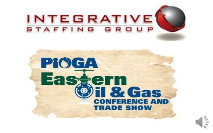 Pioga Eastern Oil And Gas Trade Show