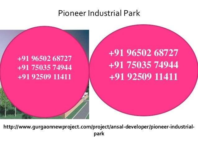 Pioneer Industrial Park  +91 96502 68727 +91 75035 74944 +91 92509 11411  +91 96502 68727 +91 75035 74944 +91 92509 11411 ...