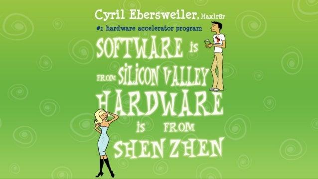 Partner/ Founder  Cyril Ebersweiler / 希雷 / シリル  Mentor / Speaker  Investor - Software  +50 Investor - Hardware  +33