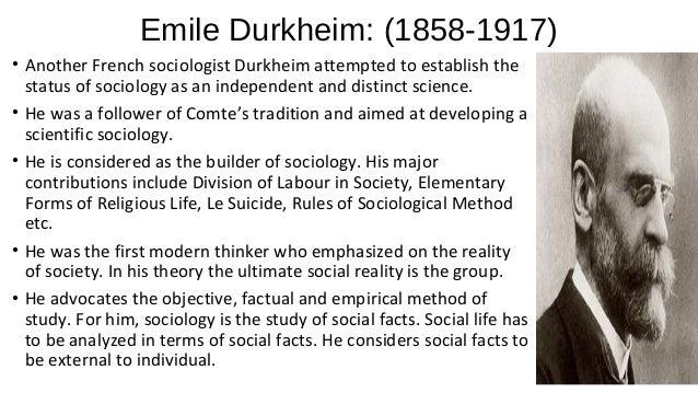 pioneers of sociology