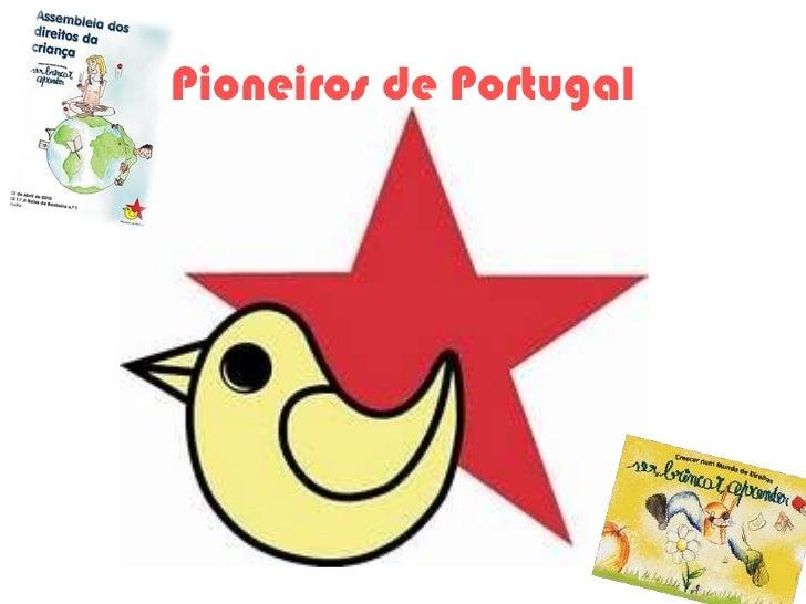Pioneiros de Portugal