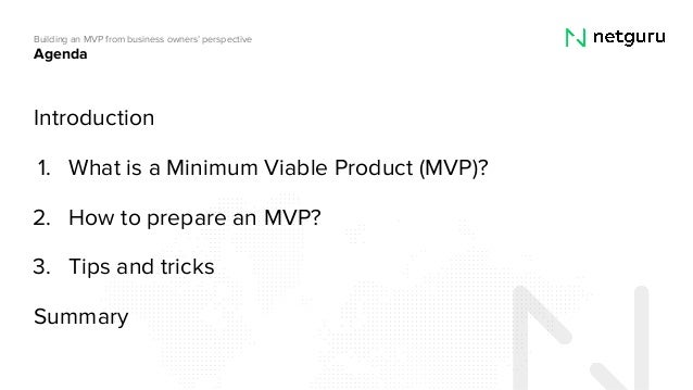 Building MVP from business owner's perspective – Piotr Latoszek   Ruby Meditaiton #23 Slide 2