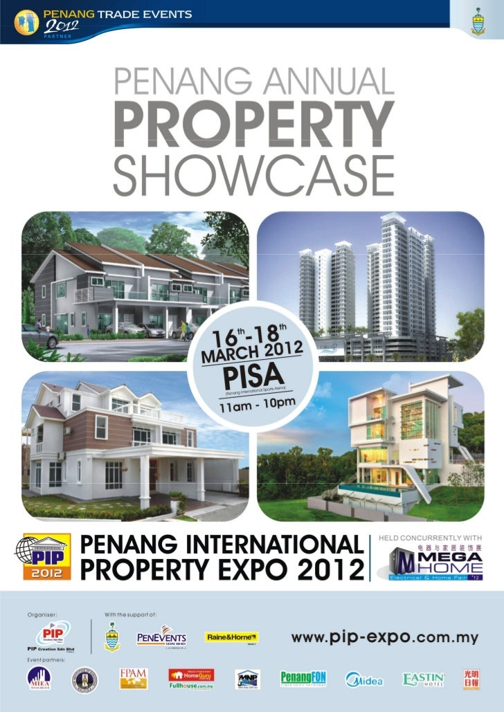 Penang International Property Expo PIP2012
