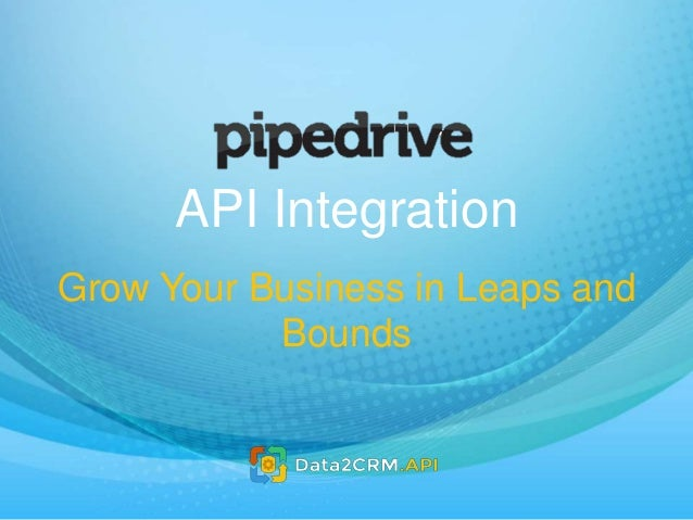 API Integration Grow Your Business in Leaps and Bounds