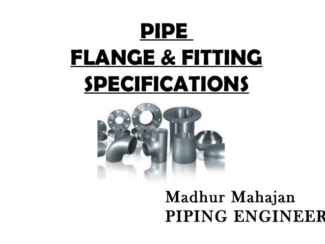 PIPE FLANGES AND FLANGED FITTINGS DOWNLOAD