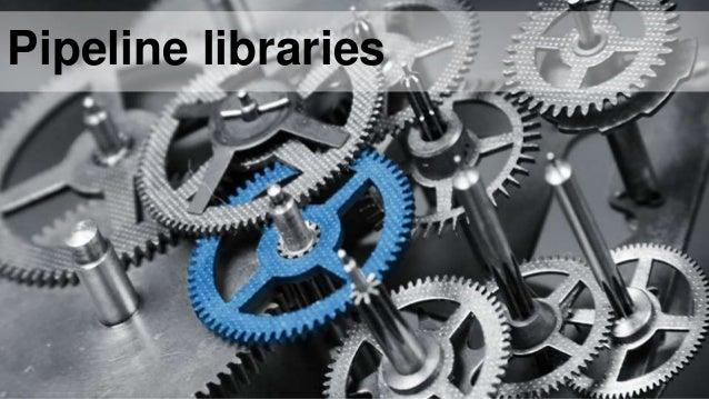 Reuse between pipelines: libraries
