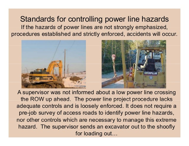 Pipeline Construction In Pursuit Of The Zero Accident Project