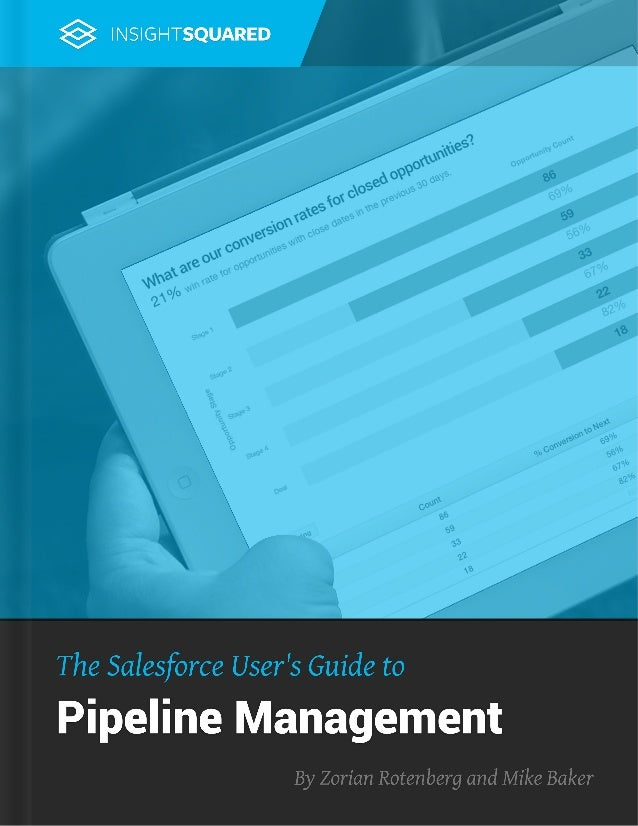 Contents Meet the Authors Introduction Chapter 1: The 10 Best Practices for Managing Your Pipeline Summary 1: Separate Pip...
