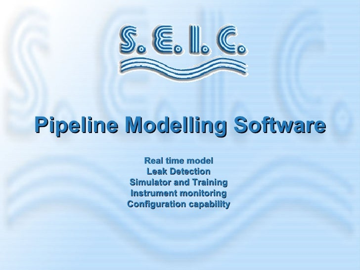 ECOLDSEnvironmentalCOntrol & LeakDetection System<br />by S.E.I.C. srl<br />