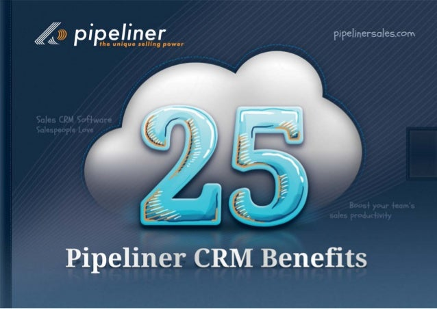 Pipeliner originally was designed as a tool for sales empowerment. With its newest releasePipeliner meets the highest requ...