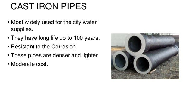 Pipe Water Distribution System2