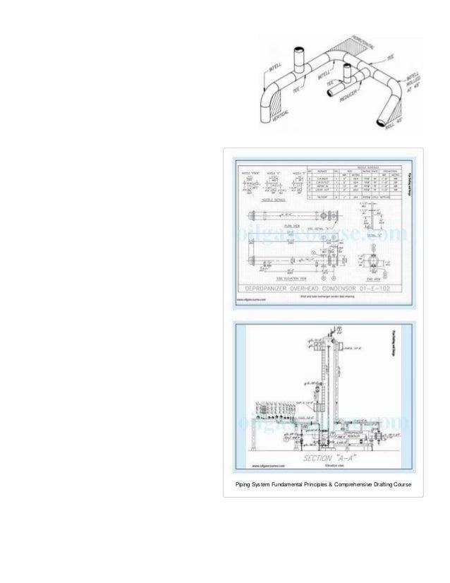 Piping  U0026 Instrumentation Diagram Piping System Principles