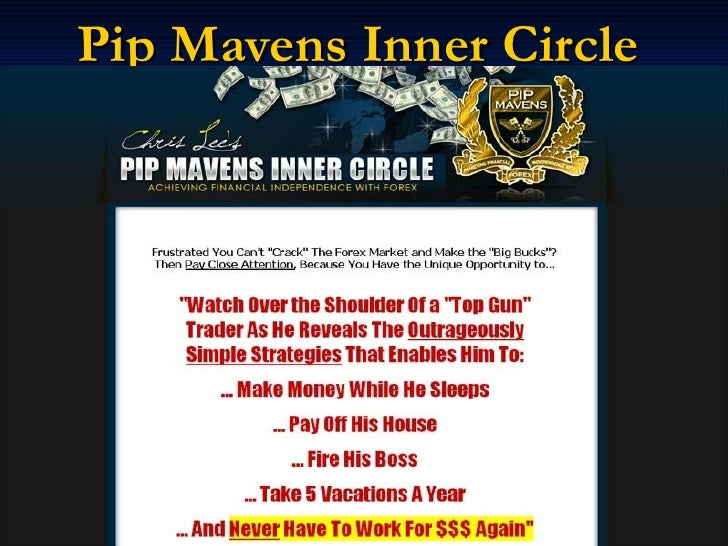 Pip Mavens Inner Circle What is Pip Mavens? Go to Inner Circle