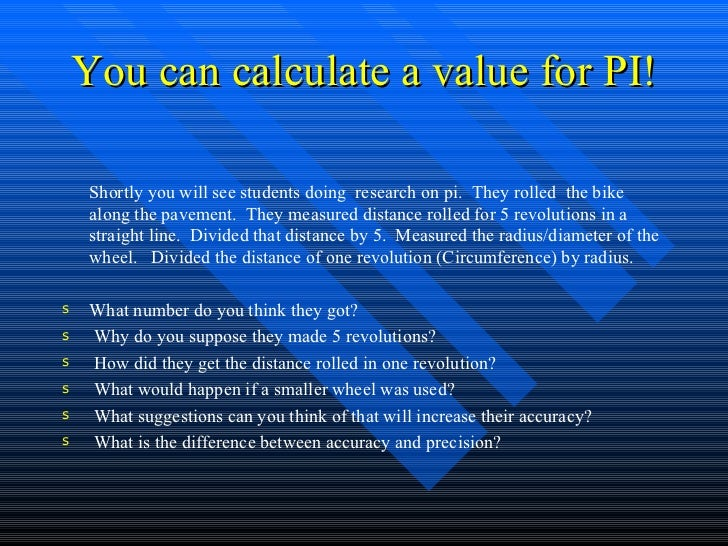pi powerpoint