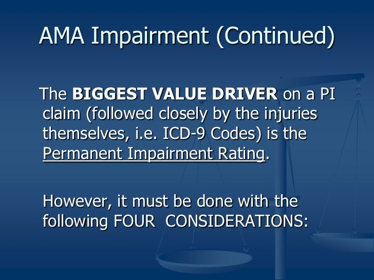 5th edition ama guide to permanent impairment