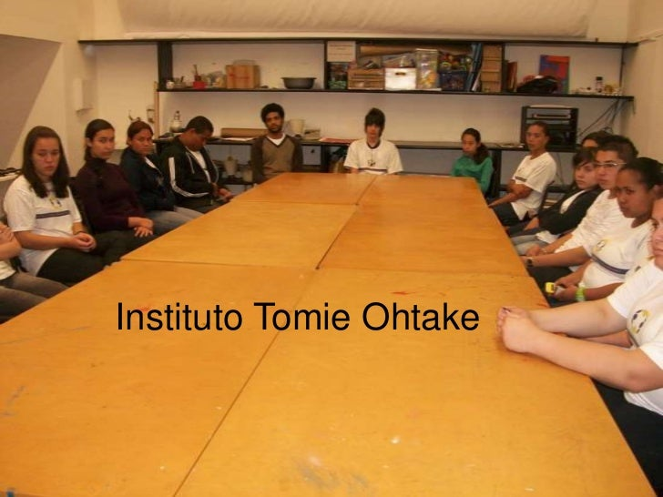 Instituto TomieOhtake<br />