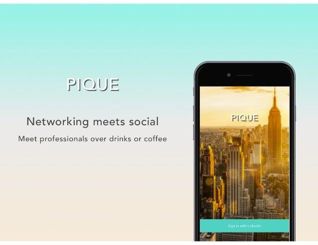 Pique Deck (Post 500 S)