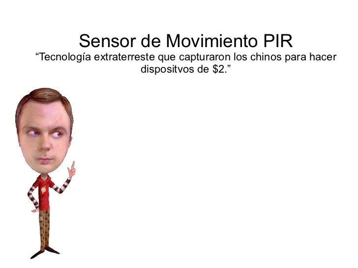 Sensor de movimiento pir - Tipos de sensores de movimiento ...