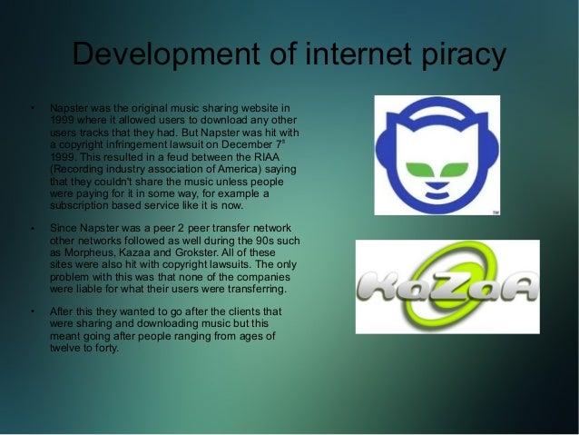Piracy presentation