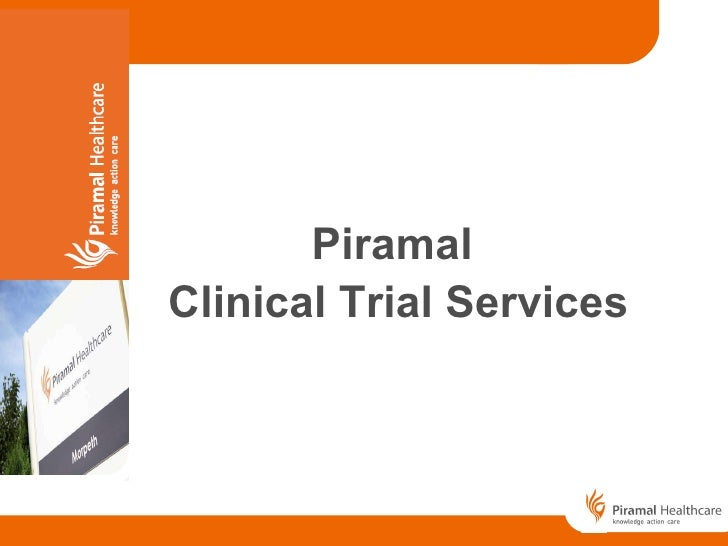 Piramal  Clinical Trial Services
