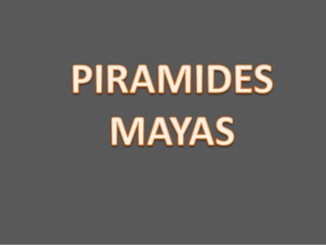 El edificio maya es ante todo un monumental zócalosobre el cual se alza el sanctasanctórum, el lugar del          culto co...