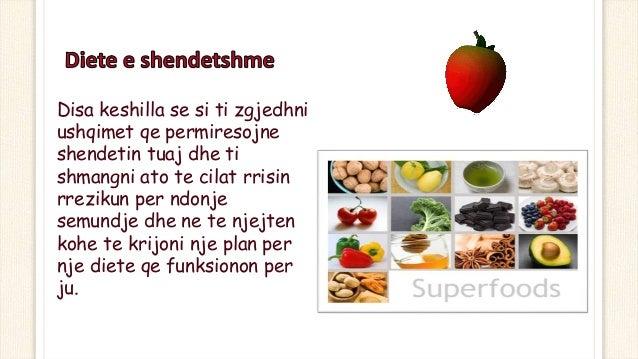 Disa keshilla se si ti zgjedhni ushqimet qe permiresojne shendetin tuaj dhe ti shmangni ato te cilat rrisin rrezikun per n...
