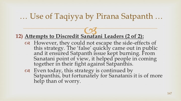 Attempts to Discredit Sanatani Leaders (2 of 2):<br />However, they could not escape the side-effects of this strategy. Th...